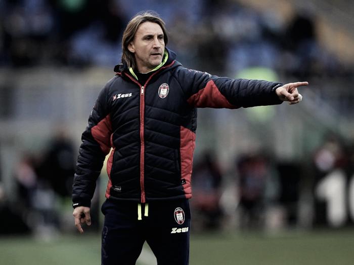 """Crotone, Nicola presenta la sfida di Bergamo: """"Noi siamo cresciuti, non commetteremo gli errori della gara d'andata"""""""