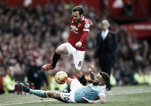 Manchester United 0-0 Manchester City: Sides share the spoils in nervy Derby