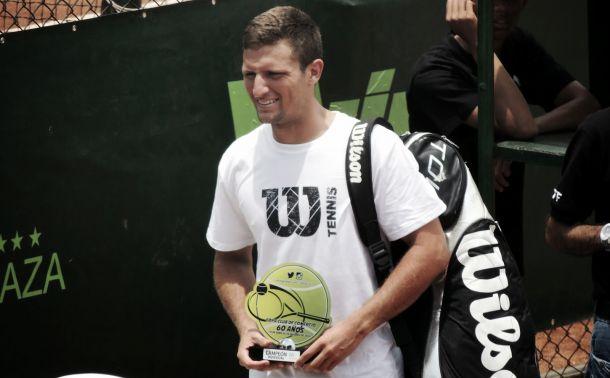 Barrientos obtuvo el título en Bucaramanga
