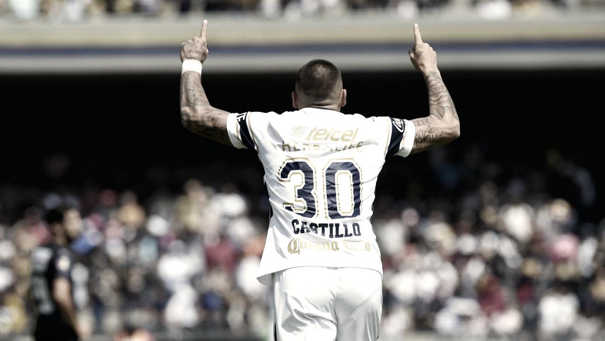 Nico Castillo anuncia que deja a los Pumas
