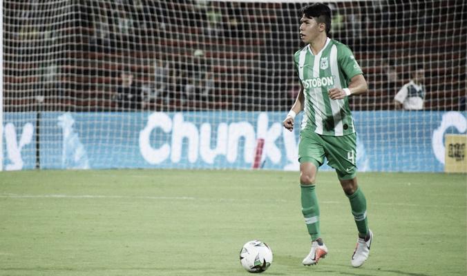 Nicolás Hernández, la promesa de la defensa 'verdolaga'