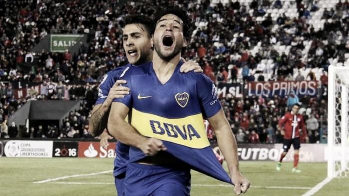 Resumen Boca Juniors VAVEL: Nicolás Lodeiro