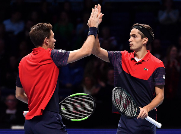 Nitto ATP Finals: Doubles preview and predictions