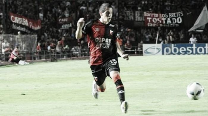Nicolás Silva: El mejor de Colón en la derrota 3-0 ante Gimnasia (LP)