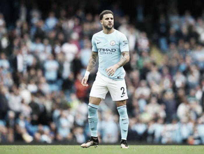 Walker acredita que Inglaterra se beneficiará com entrosamento de ingleses do Manchester City