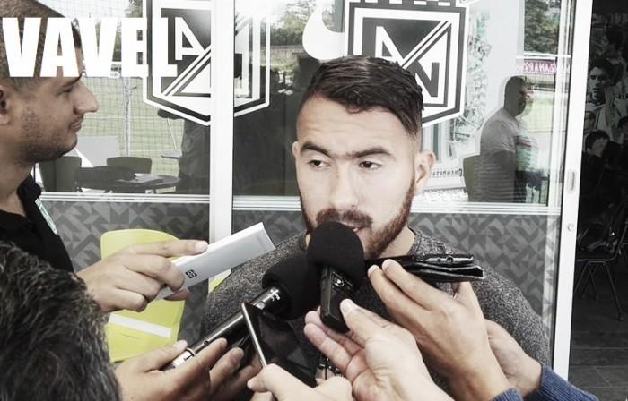 """Juan Pablo Nieto: """"Para Cali, sacar un empate en el Atanasio es casi una victoria"""""""