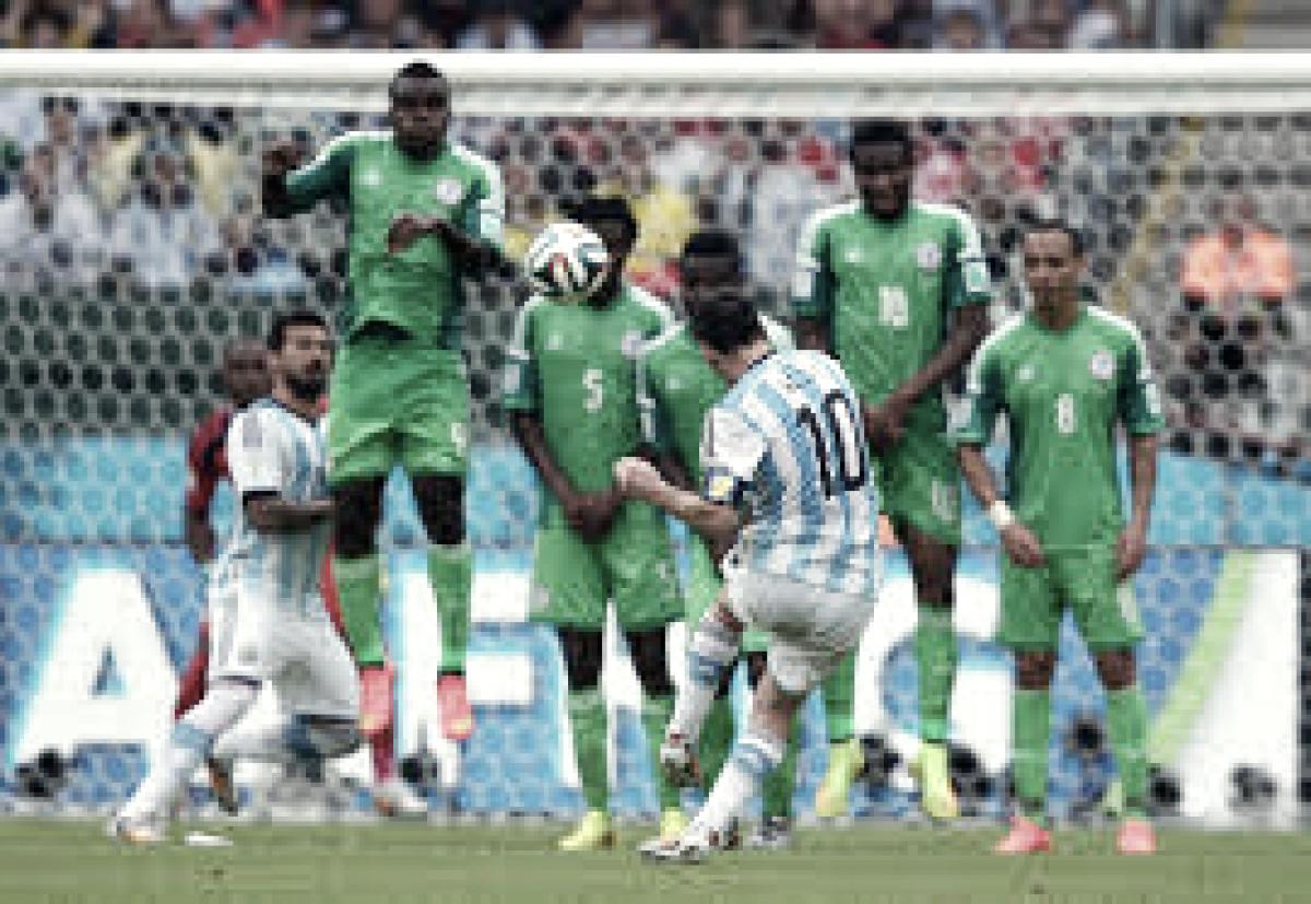 El Nigeria-Argentina, un partido para la historia