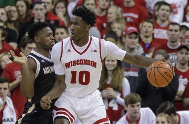 Wisconsin Badgers Have Chance To Right Ship Against Surging Marquette Golden Eagles