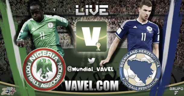 Nigeria - Bosnia Score and Text Commentary of FIFA World Cup | VAVEL.com