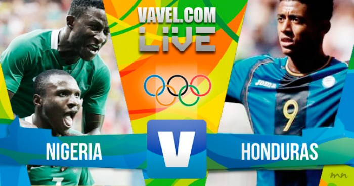 Nigeria won Bronze Medal in Rio 2016 Men's Football (3-2)