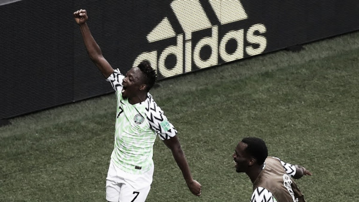 Resumen Nigeria vs Islandia: Argentina con le esperanza intacta
