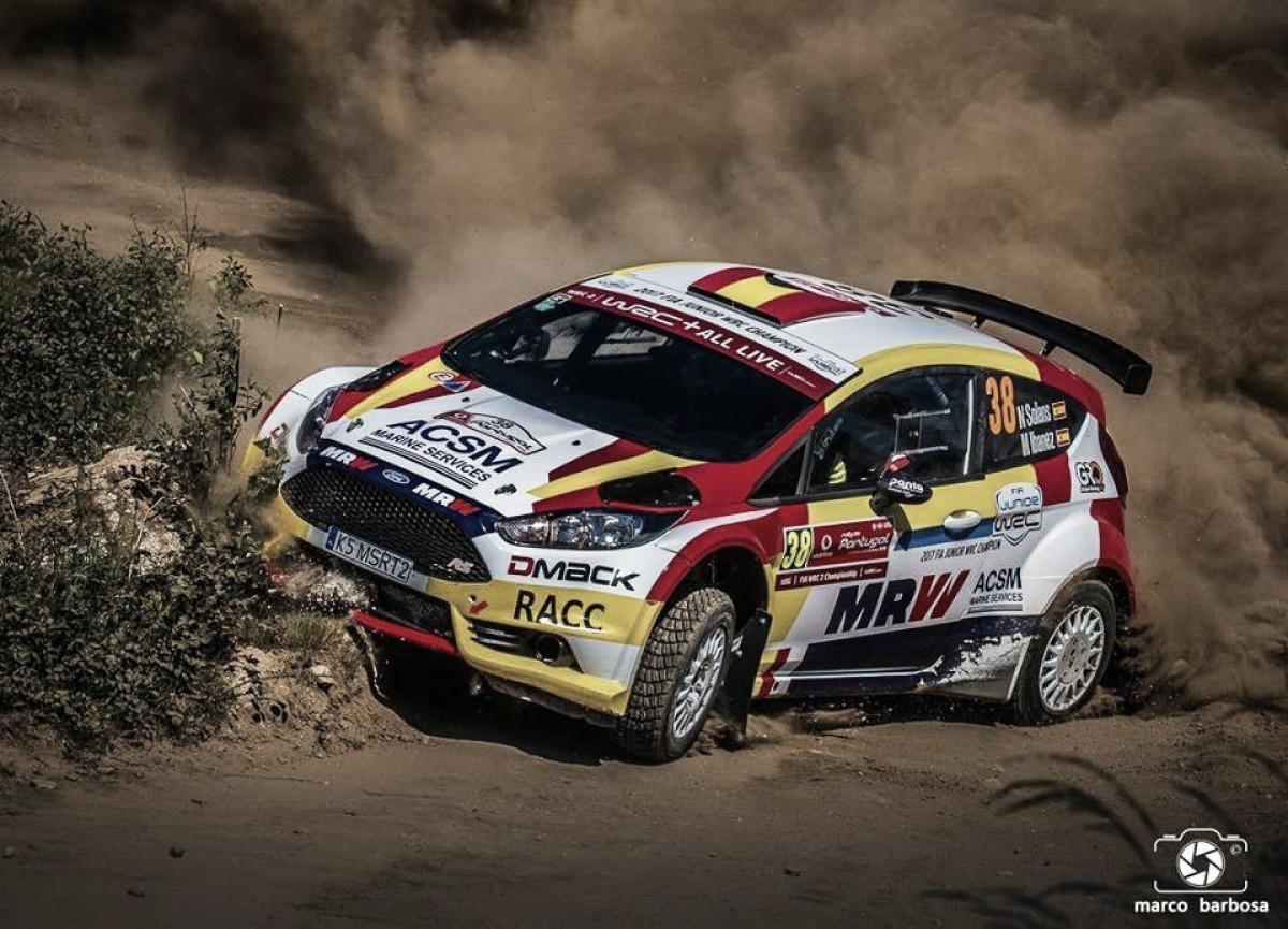 Nil Solans podría sumarse al Rally de Alemania