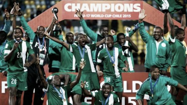 Quinto troféu das «Super Águias»: Nigéria sagra-se campeã do mundo em sub-17