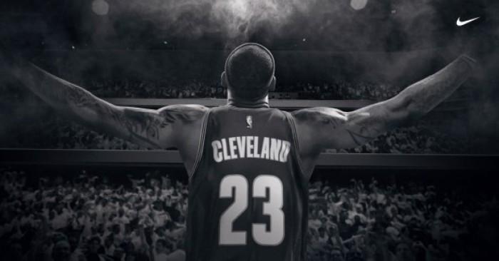 """NBA, """"l'effetto James"""" sui contratti di sponsorizzazione"""