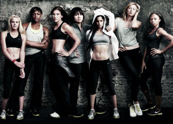 Nike Women presenta una iniciativa para inspirar a las mujeres