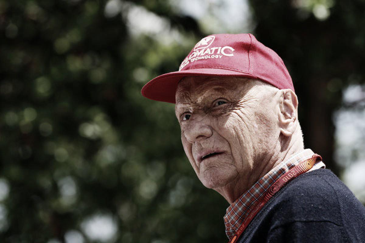 El hospital de Viena confirma que Lauda no sufrió una gripe de verano
