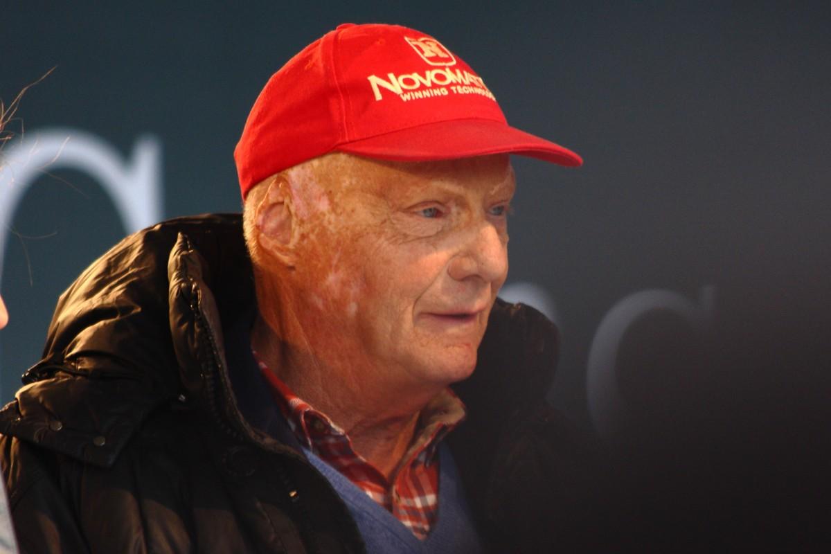Formula 1 - Niki Lauda in pericolo di vita