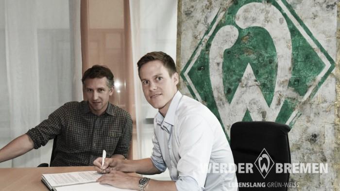 Ex-Sampdoria, zagueiro finlandês Niklas Moisander é anunciado pelo Werder Bremen