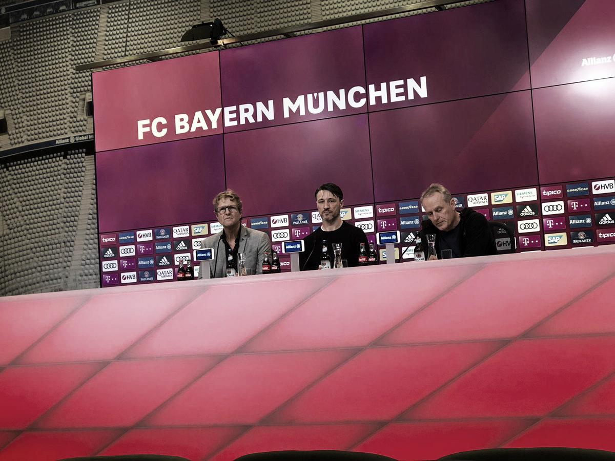 """Niko Kovac lamenta empate do Bayern contra Freiburg em casa: """"Estamos desapontados"""""""