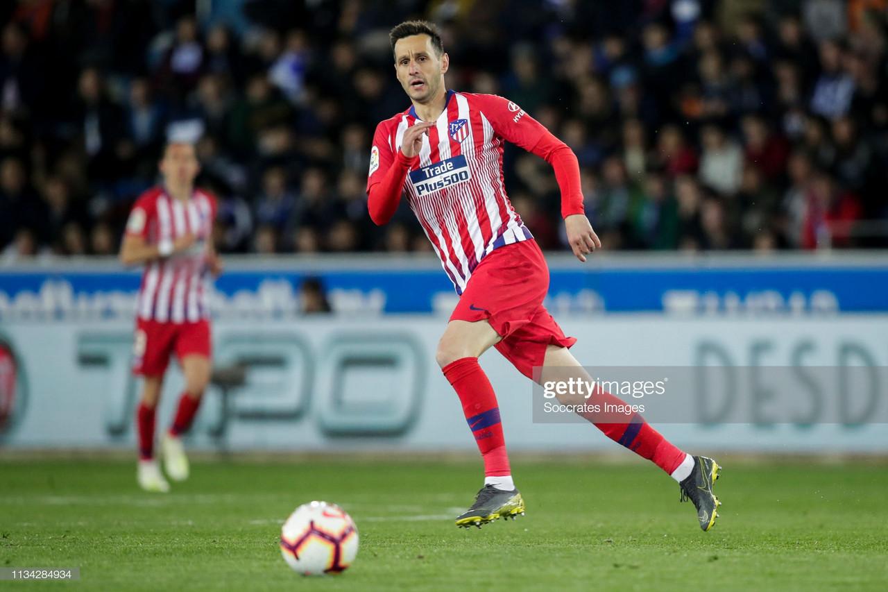 Atletico Madrid send Nikola Kalinic to A.S Roma on loan