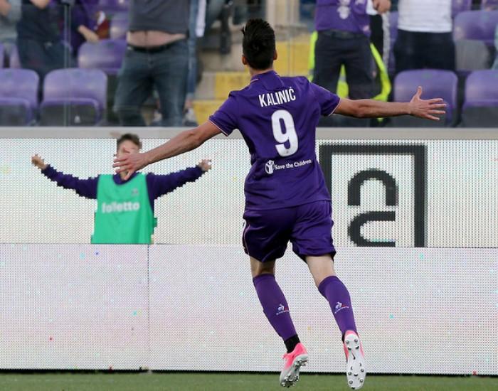 La Fiorentina lascia ancora del tempo a Kalinic