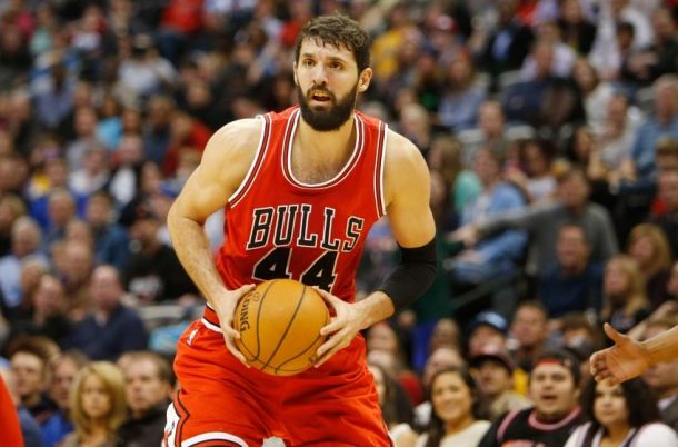 Nikola Mirotic Out With Left Knee Strain