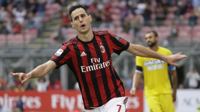 Milan - Udinese, Kalinic show. Le parole di Montella e del croato