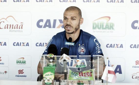 Nilton pede Bahia concentrado e diz ver clássicos como um 'campeonato à parte'