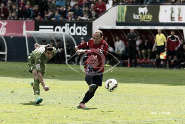 Osasuna - Sporting de Gijón: puntuaciones Osasuna, jornada 31 Liga Adelante