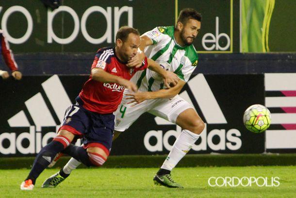 Osasuna - Córdoba: puntuaciones Osasuna, jornada 6 Liga Adelante