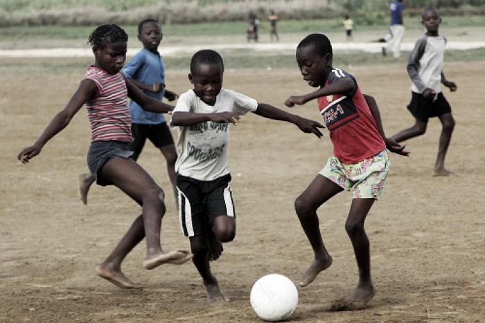 Haití, el fútbol como evasión de las catástrofes