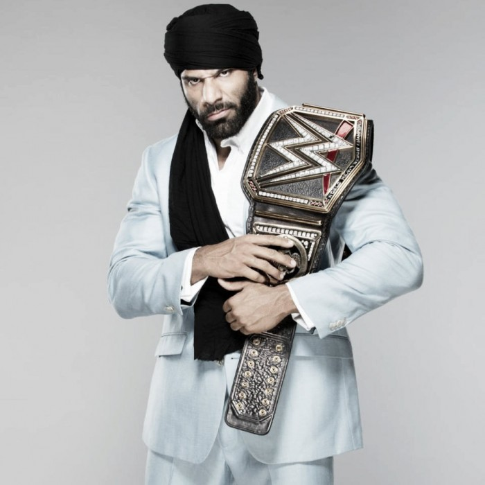 Should Jinder Mahal win the WWE championship