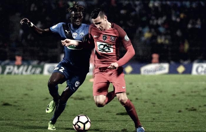 Coppa di Francia - Paris Saint Germain di misura a Niort, decidono Pastore e Cavani
