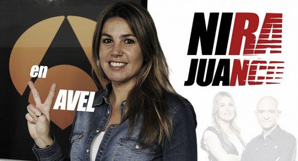 """Entrevista. Nira Juanco: """"De 2014 espero un Mundial disputado y que lo gane Fernando Alonso"""""""