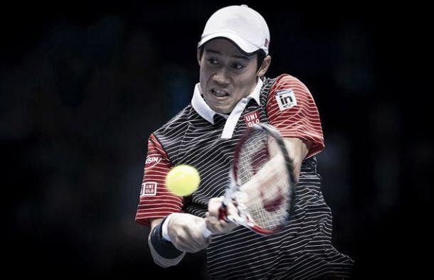 ATP Finals: Nishikori batte Ferrer e attende Federer - Murray