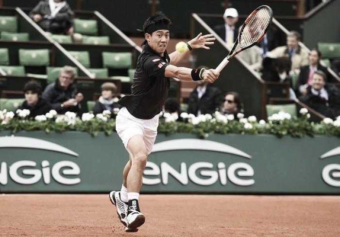 Roland Garros: Estreias de Wawrinka, Murray e Nishikori marcam o segundo dia