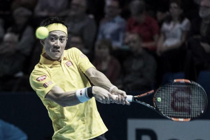 ATP 500 da Basileia: Nishikori bate Del Potro e encara Muller; Wawrinka perde para Zverev