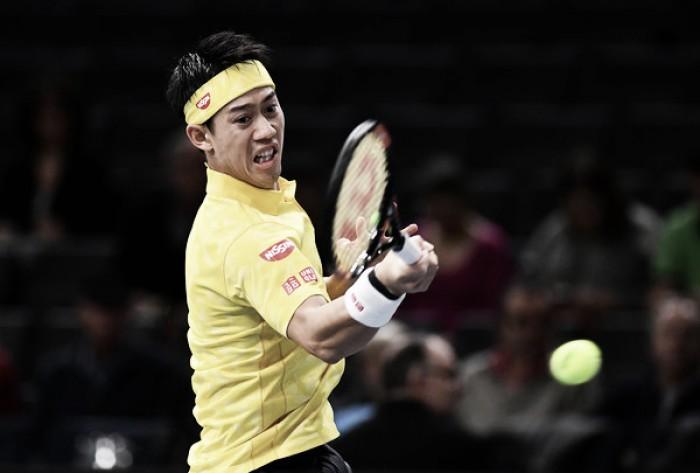 ATP Paris third round preview: Kei Nishikori vs Jo-Wilfried Tsonga