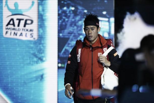 """Kei Nishikori: """"Necesito cambiar un par de cosas en mi juego para dar un paso adelante"""""""
