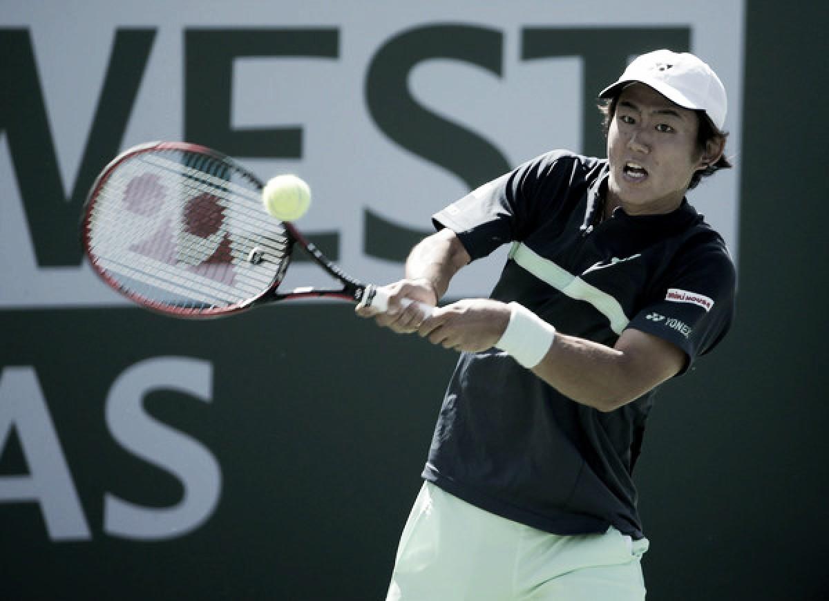 Nishioka vuelve a Miami después de su lesión, y lo hace con victoria
