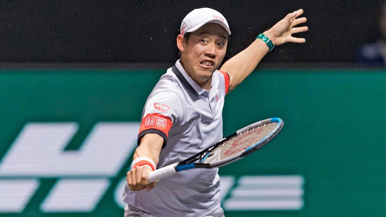 ATP Rotterdam: Kei Nishikori upsets Felix Auger-Aliassime