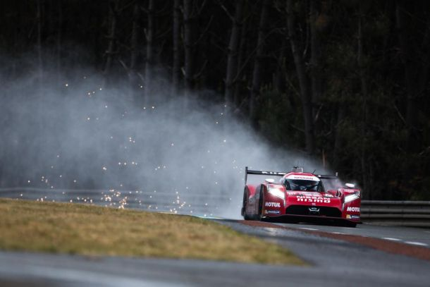 FIA WEC LM24: Nissan Trio, Four Others Moved To Rear Of Grid