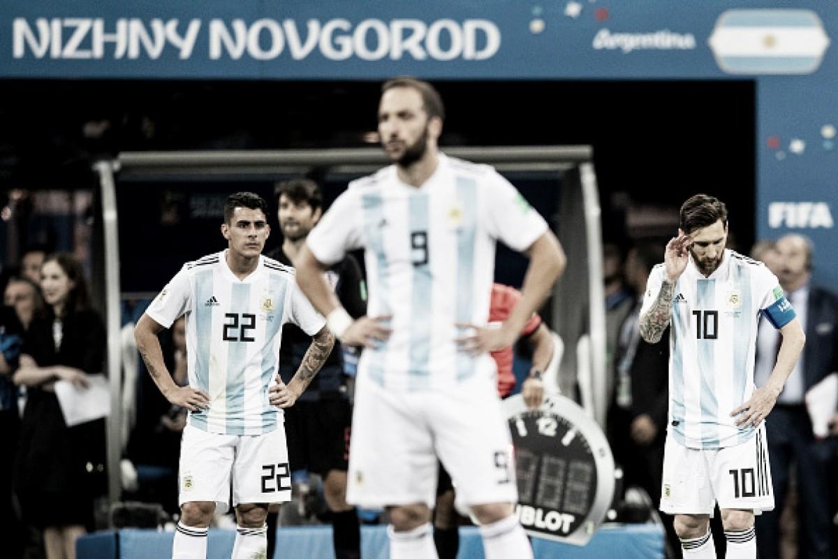 Classificação francesa e vexame da Argentina são destaques no dia 8 de #VAVELnaRússia