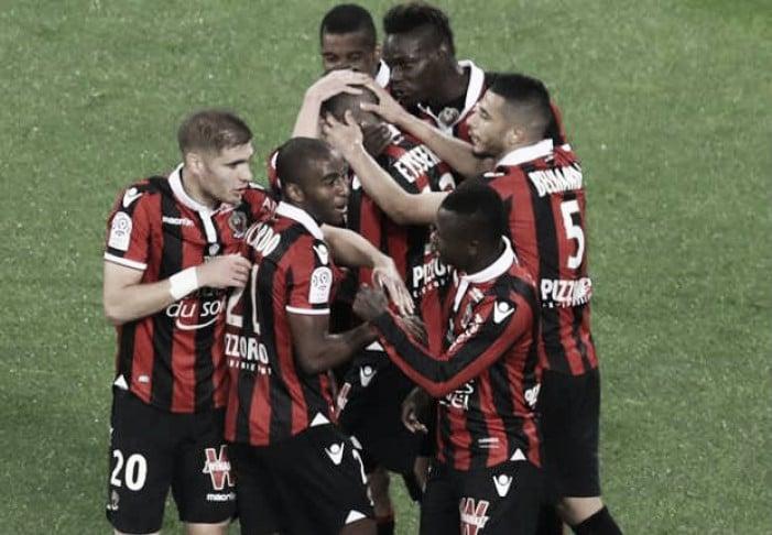 Ligue 1: vince il Nizza, pareggia il Lione