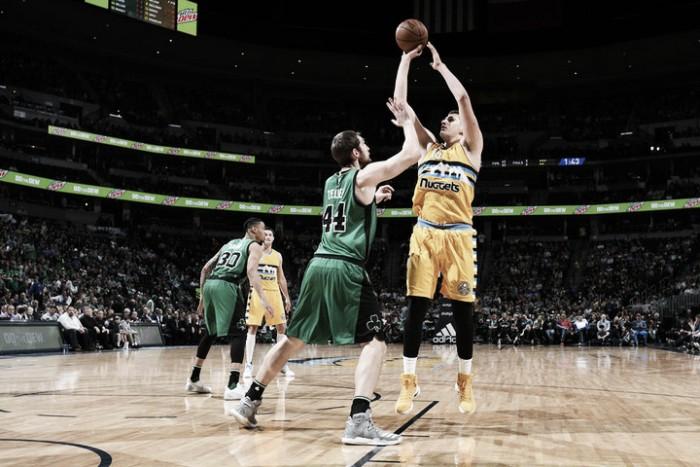 NBA, Atlanta supera i Raptors. Denver travolge i Celtics