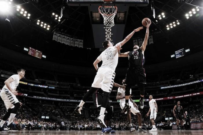 NBA, i Nets stendono ancora New York. Denver a valanga sui Clippers