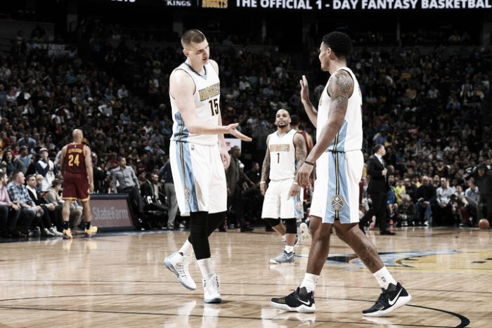 NBA, la metamorfosi dei Denver Nuggets