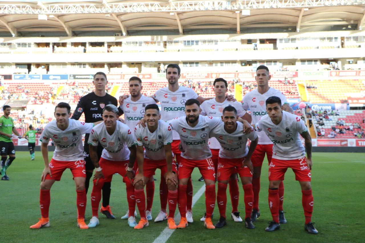 Puntuaciones de Necaxa en la jornada 12 de la Liga MX Apertura 2019