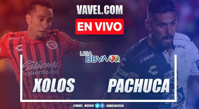 Goles y resumen del Xolos 3-2 Pachuca en Liga MX 2020