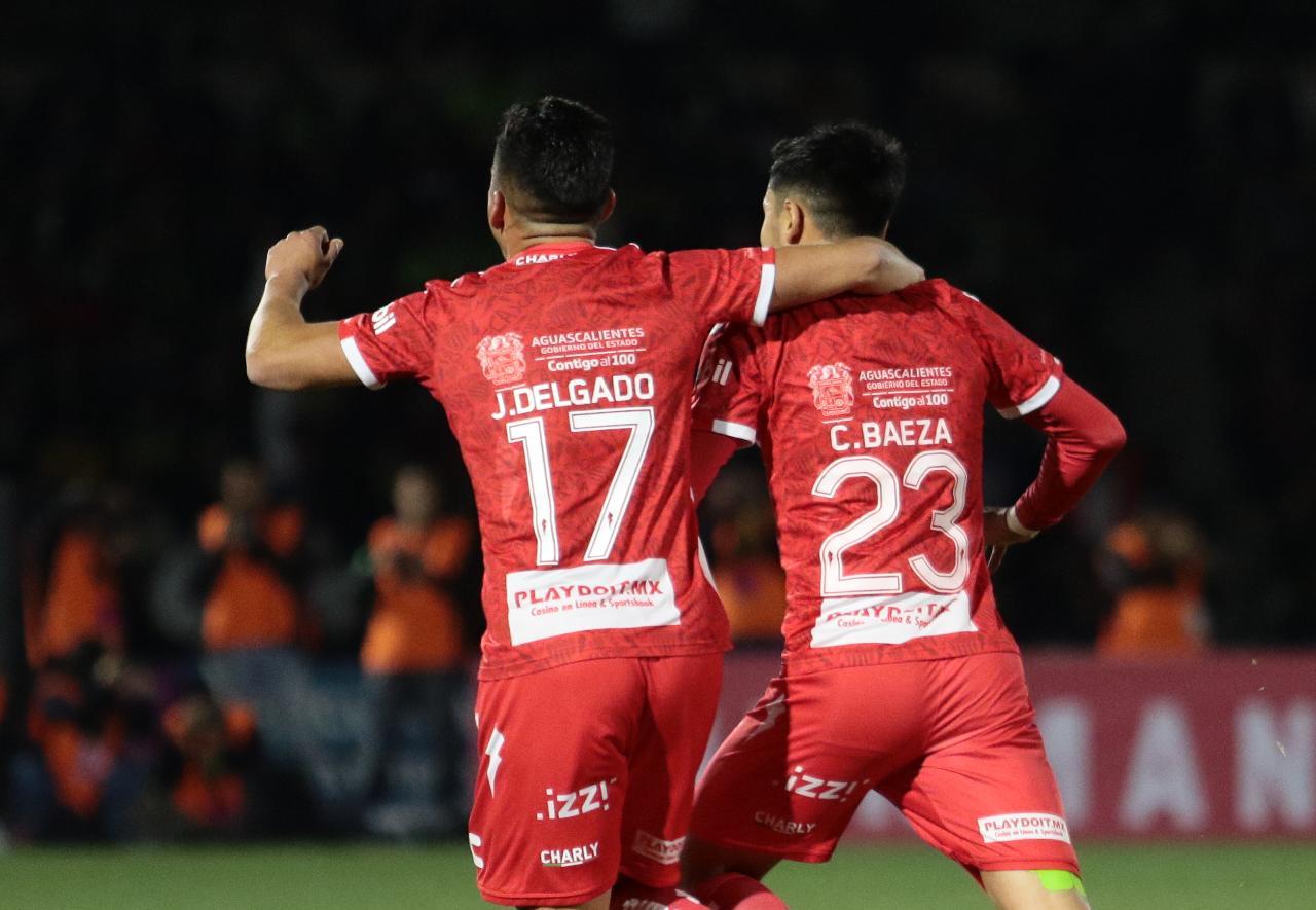 Puntuaciones de Necaxa en la Jornada 5 del Clausura 2020 de la Liga MX